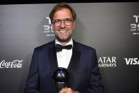 Jurgen Klopp giành giải HLV xuất sắc nhất thế giới