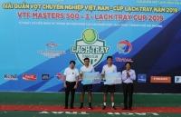 Hoàng Nam và Minh Trang vô địch đơn giải VTF Masters 500 – 3