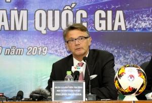 """""""Phù thủy trắng"""" Philippe Troussier chính thức dẫn dắt U19 Việt Nam"""