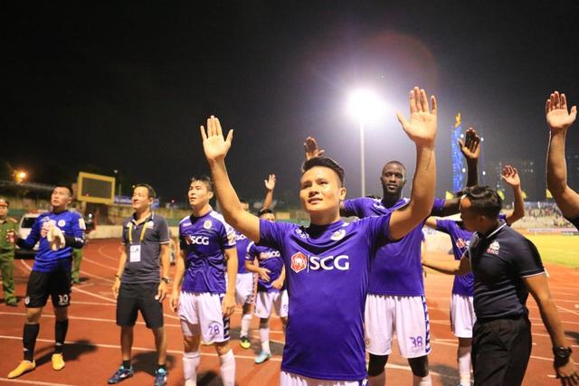 Hà Nội FC sớm vô địch V.League 2019 trước 2 vòng đấu