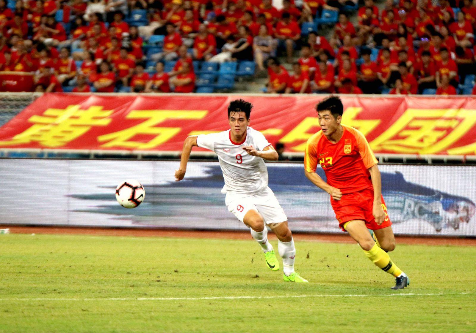Tiến Linh lập cú đúp, U22 Việt Nam thắng U22 Trung Quốc 2-0
