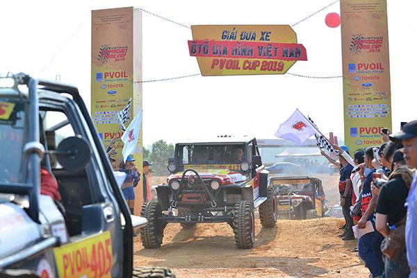 Giải Offroad lớn nhất Việt Nam chính thức khởi tranh