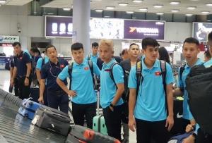 ĐT Việt Nam vội vã lên đường sang Indonesia sau trận thắng Malaysia