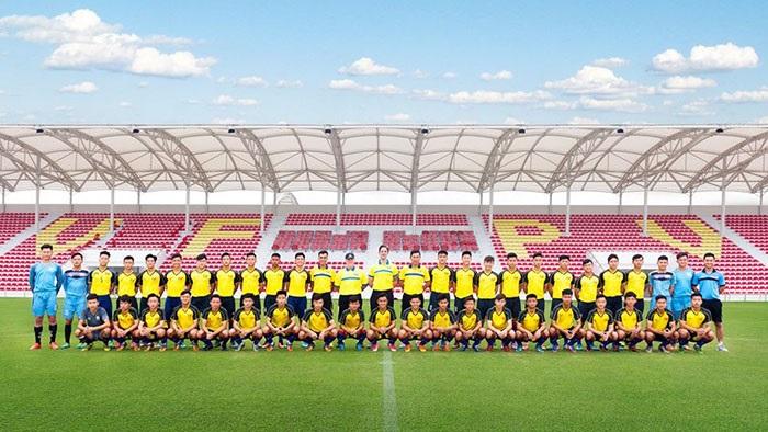 Học viện bóng đá PVF hợp tác phát triển toàn diện với FK Sarajevo của Bosnia&Herzegovina