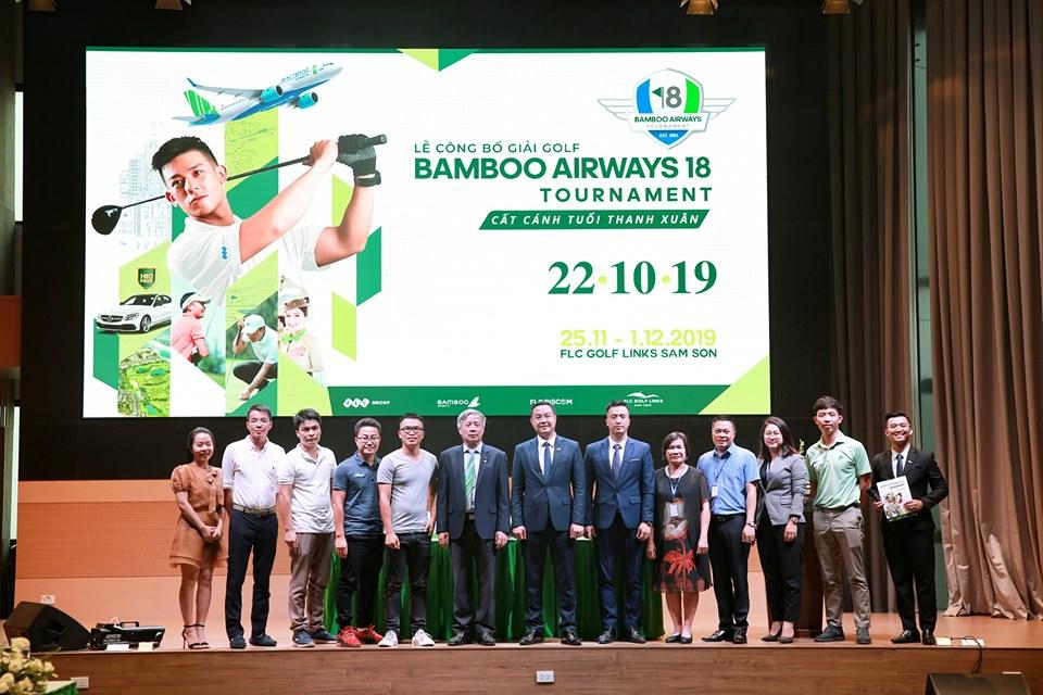 Săn HIO khủng tại giải golf Bamboo Airways 18 Tournament – Cất cánh tuổi thanh xuân