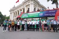 VPBank Hanoi Marathon chính thức là giải chạy quốc tế của Hà Nội