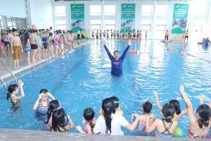 Một số trò chơi cho trẻ em thực hành các kỹ năng an toàn môi trường nước (Phần 5)
