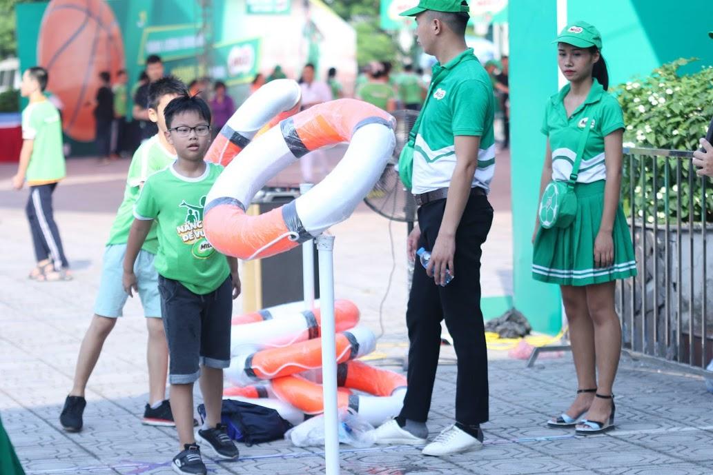Một số trò chơi cho trẻ em thực hành các kỹ năng an toàn môi trường nước (Phần 2)