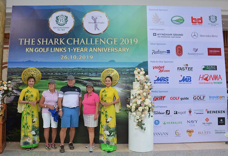 KN Golf Links tưng bừng tổ chức kỷ niệm một năm đi vào hoạt động