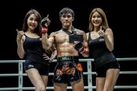 Nguyễn Trần Duy Nhất trở lại đấu trường ONE Championship