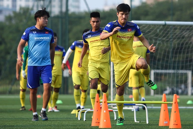HLV Park Hang Seo chốt danh sách 23 tuyển thủ U22 Việt Nam