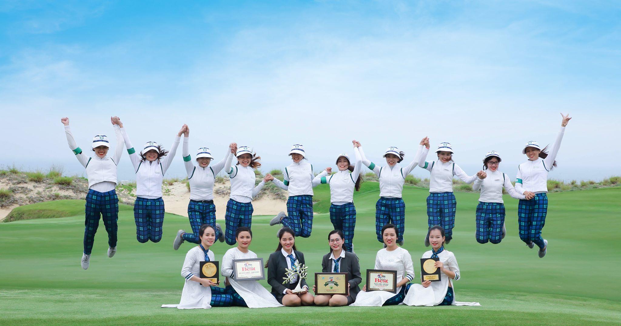 KN Golf Links tưng bừng tổ chức kỷ niệm năm đầu tiên hoạt động