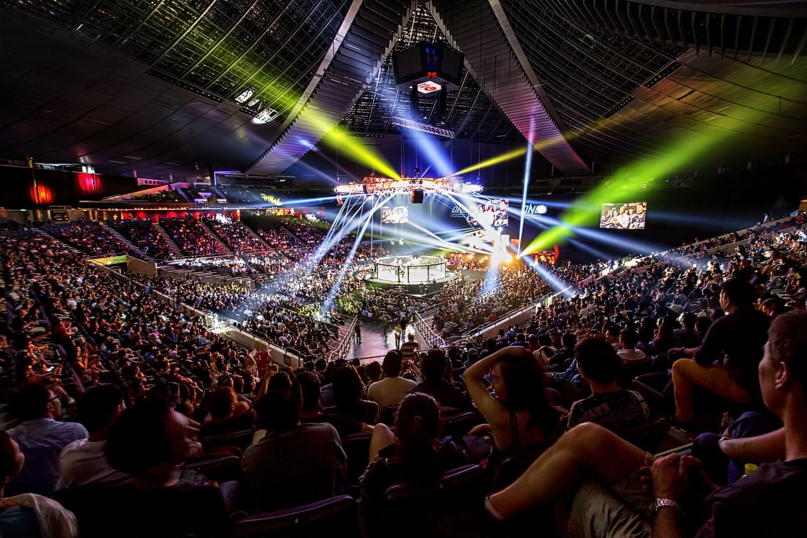 ONE Championship trở lại Việt Nam trong tháng 3 năm 2020