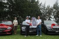 """Golfer Trần Huy Cương nhận giải thưởng """"khủng"""" gần 10 tỷ cho HIO tại Bamboo Airways 18 Tournament"""