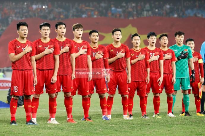 Đội tuyển U22 Việt Nam lên đường dự SEA Games 30
