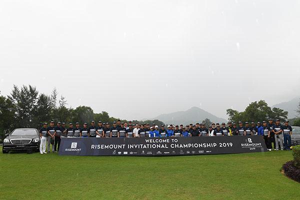 Giải golf Risemount Invitational Championship 2019 gây tiếng vang trong cộng đồng golf Việt