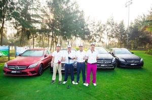 Golfer Trần Huy Cương thắng giải HIO 10 tỷ đồng tại Bamboo Airways 18 Tournament