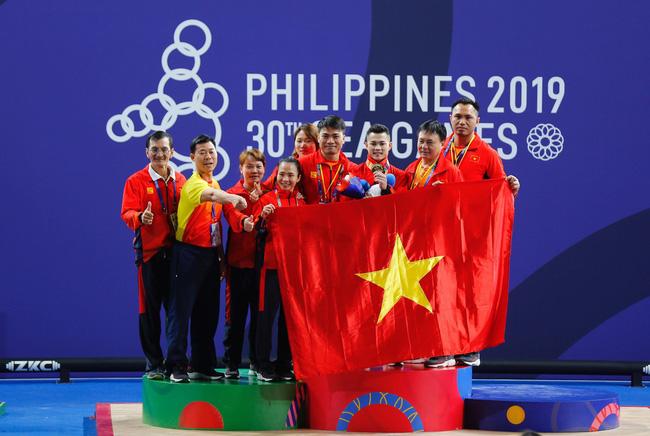 Đoàn Việt Nam giành 10 HCV ở ngày thi đấu đầu tiên tại SEA Games 30