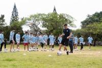 Manchester City cùng SHB chắp cánh ước mơ Việt