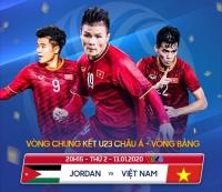 U23 Việt Nam vs U23 Jordan: Hướng tới chiến thắng đầu tiên