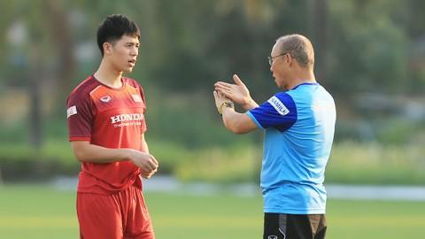HLV Park Hang Seo CHÍNH THỨC chốt danh sách U23 Việt Nam: Đình Trọng vẫn có tên