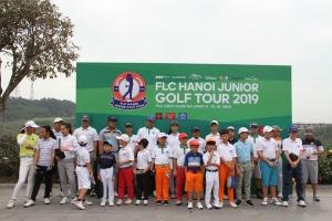 Gala tổng kết mùa giải FLC Hanoi Junior Tour 2019 khởi tranh