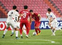 U23 Việt Nam dừng bước tại VCK U23 châu Á