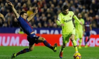 Messi thuộc top 5 cầu thủ tạo nhiều cơ hội nhất thập kỷ