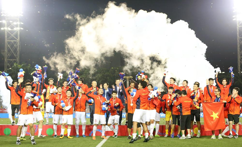 U22 và U23 Việt Nam chỉ thua duy nhất một trận trong năm 2019