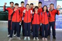 Đội tuyển Quần vợt trẻ Việt Nam dự vòng sơ loại Junior Davis Cup và Junior Fed Cup khu vực châu Á Thái Bình Dương