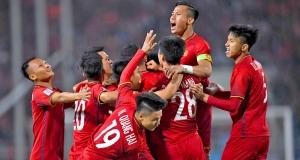 BXH FIFA tháng 1 năm 2020: ĐT Việt Nam tiếp tục dẫn đầu Đông Nam Á