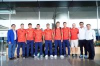 ĐT Quần vợt nam Việt Nam chuẩn bị dự vòng loại Davis Cup 2002