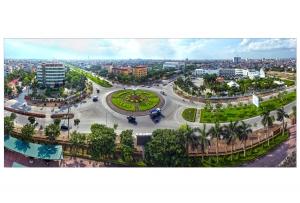 Thành phố Hải Dương thực hiện tiêu chí cây xanh