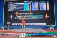 Cử tạ Việt Nam thắng lớn ở giải trẻ châu Á 2020