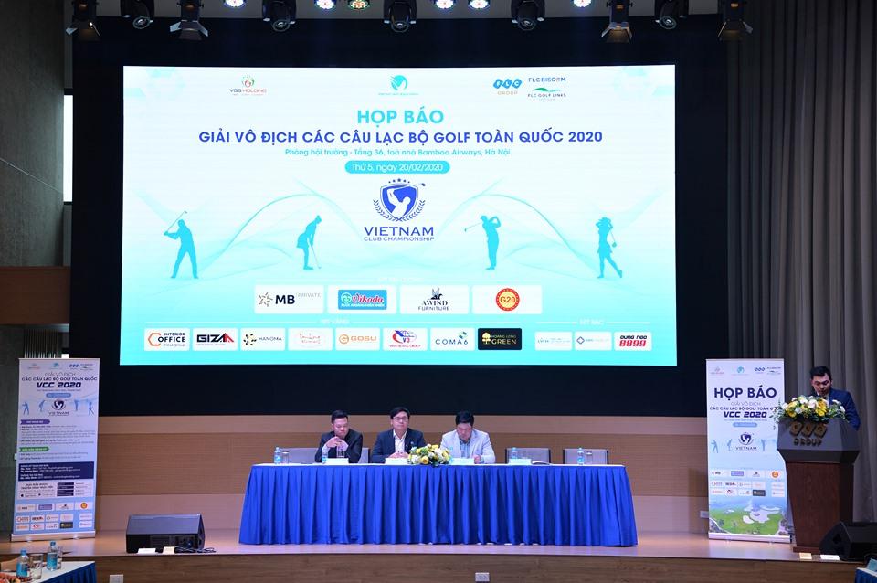 Giải VĐ các CLB  golf Toàn quốc 2020 sẽ khởi tranh tại FLC Golf Links Sam Son