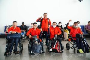 Quần vợt xe lăn Việt Nam dự Vòng loại Giải quần vợt đồng đội thế giới BNP Paribas 2020 khu vực châu Á