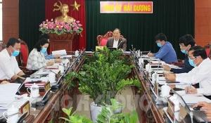 Đảng bộ TP Hải Dương được chọn tổ chức Đại hội điểm cấp trên cơ sở