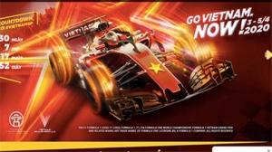 Hà Nội chính thức hoãn F1, chưa rõ ngày diễn ra