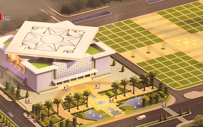 Điều chỉnh Dự án Trung tâm văn hóa xứ Đông