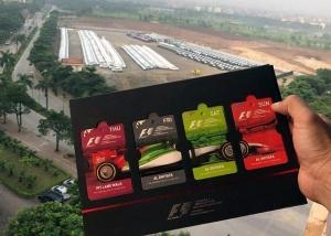 Vé chặng đua Formula 1 VinFast Vietnam Grand Prix 2020 tại Hà Nội được giữ nguyên giá trị