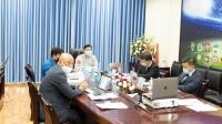 Nội dung cuộc họp trực tuyến giữa Công ty VPF và đại diện các CLB về kế hoạch tổ chức các Giải BĐCN QG 2020