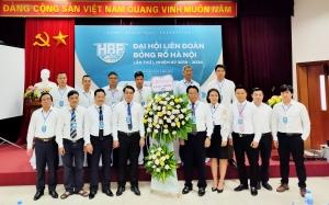 Liên đoàn bóng rổ Hà Nội ra mắt và tổ chức Đại hội lần thứ I