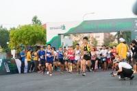 Chào đón các VĐV đăng ký Giải 'Mekong delta marathon' Hậu Giang 2020