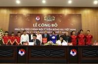 ĐTQG Việt Nam ra mắt nhà trợ chính trong 03 năm liên tiếp