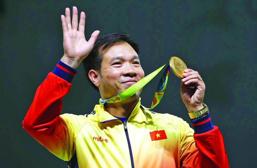 Xạ thủ Hoàng Xuân Vinh quyết định chia tay SEA Games