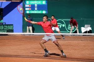 Kết thúc vòng play-offs Davis Cup nhóm II Thế giới năm 2020