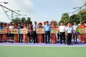 Khởi tranh giải quần vợt VĐ Nam, Nữ quốc gia – Cúp Hải Đăng năm 2020