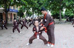 Từng bước phát triển tiềm năng võ thuật tỉnh Hưng Yên