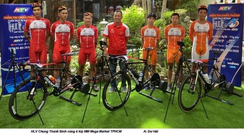 """Cuộc đua xe đạp thực tế ảo """"Niềm Tin Chiến Thắng"""""""
