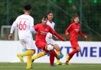 Khai mạc giải BĐ nữ VĐ U19 QG 2020: PP Hà Nam I thắng đậm trận mở màn